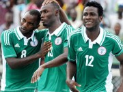 Home-Based Super Eagles