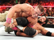 John Cena on Damien Sandow money in the bag