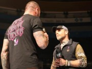 Orton with Mich
