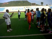 omale jonathan and players during screening