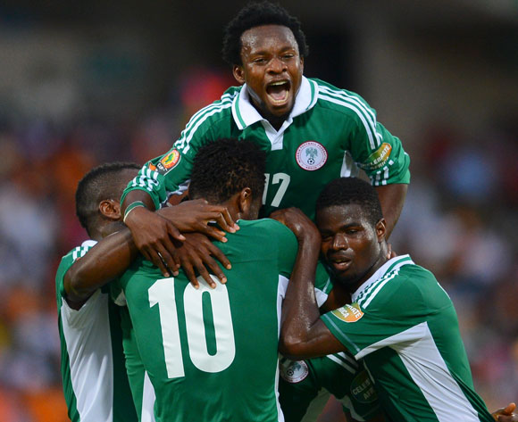Onazi with eagles