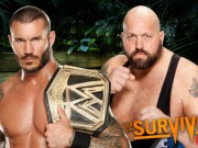 Orton vs Big Show for survivor series