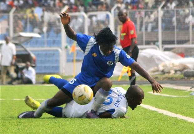 Nigeria league action