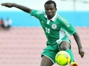 Ejike Uzoenyi of Nigeria and Rangers