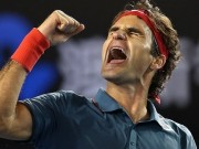 Federer beats Murray