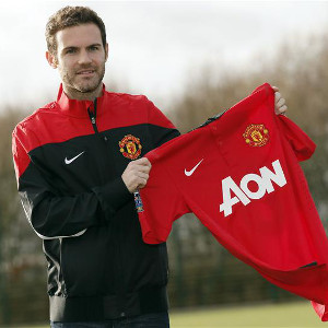 Mata set for United Debut