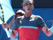 Nadal lands in sfinal of aussie open