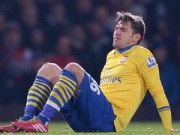 Ramsey out again