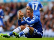 Torres Out Injured