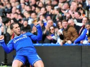 Chelsea's Hazard relishes goal