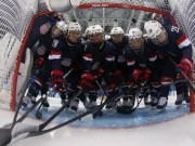 Team USA at Sochi Olympics