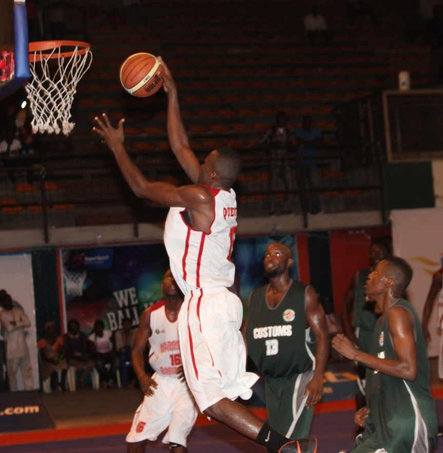 DSTV Basketball League