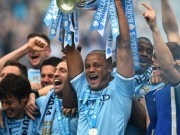Man City are epl champions