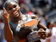 Serena Wins In Italy