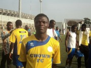 Bode Daniel of Crown FC