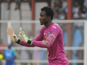 Enyimba keeper Femi Thomas