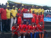 Greater tomorrow win Winners Golden bet cup