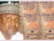 Dangote cement photo