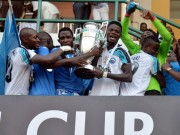 Enyimba with 2013 Fed Cup