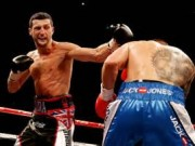Froch lands a jab on Mikkel Kessler