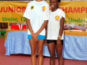 McCloud and Edwards at the NNPC tourney in Lagos