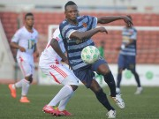 Oduokpe in action during a Glo NPL match
