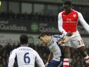 Welbeck scores against West Brom