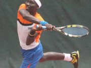 Babalola in action