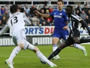 Cisse scores against Chelsea