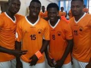 MFM team to Church World Cup