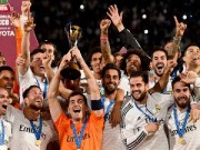 Real Madrid Win Club World Cup