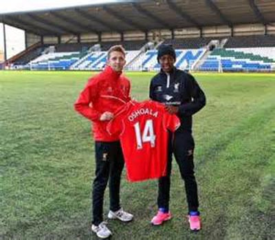 Oshoala signs for Liverpool 1