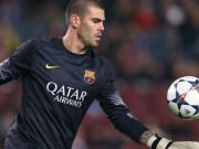 Valdes joins Man United