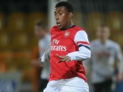 Alex Iwobi of Arsenal