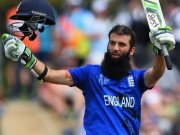 Cricket Moeen inspires England to victory