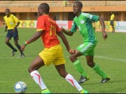Eaglets taking on Guinea at Niger 2015 U-17