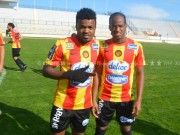 Eduok scores hattrick for Esperance