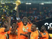 Ivory Coast lift AFCON 2015