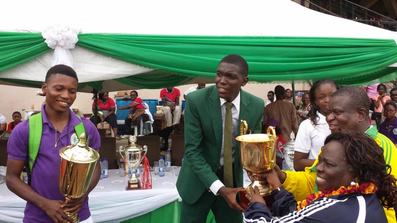 School House gets ISL trophy