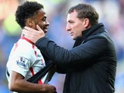 Sterling with Rodgers