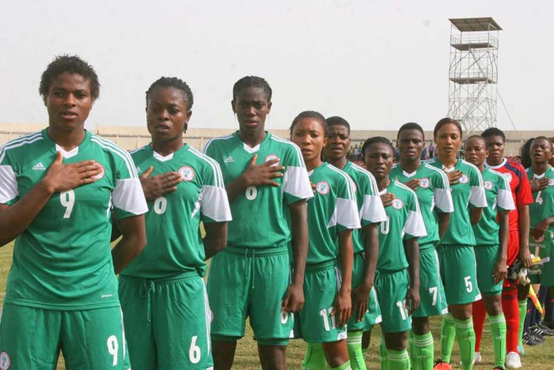 Falcons of Nigeria