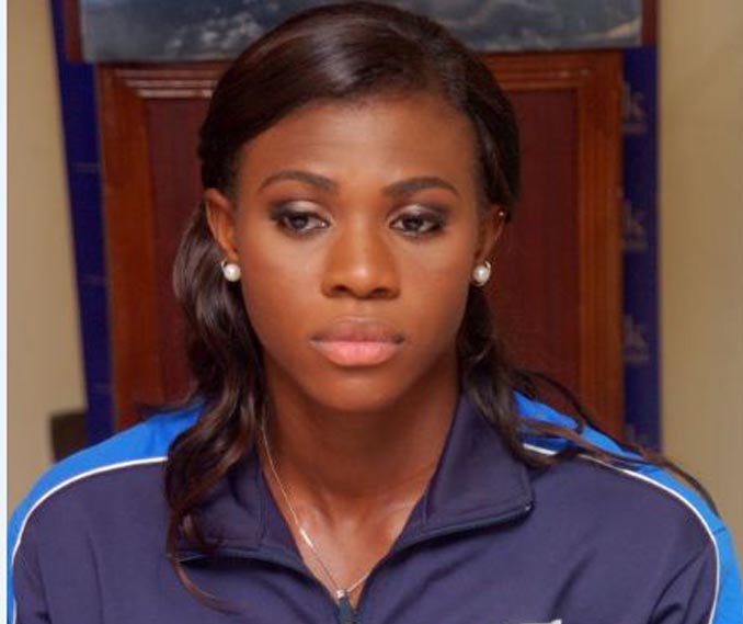 Okagbare sad over political adverts