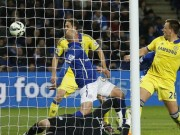 Terry scores for Chelsea against Leicester