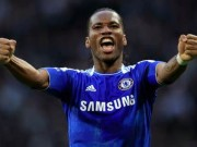 Drogba of Chelsea FC