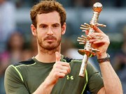 Murray wins Madrid Open