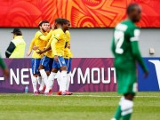 Brazil beat Flying Eagles