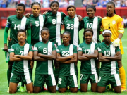 Falcons of Nigeria line up