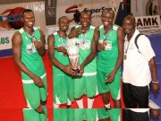 Nigeria Basketball Male 3 3 team