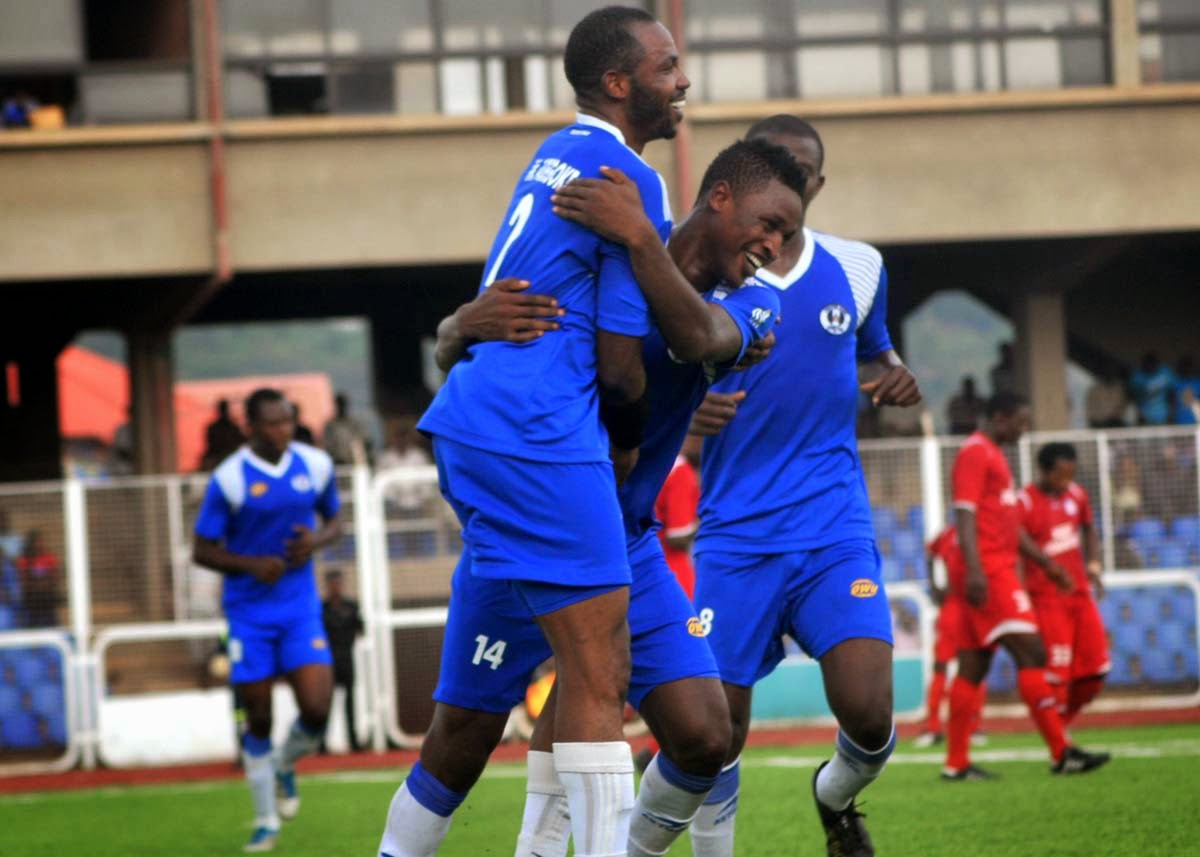 3SC celebrating after a match