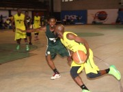 DSTV Basketball Final 8 action